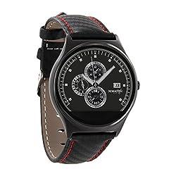 X-watch Qin Ii Smartwatch Android & Ios Smartwatch – Smart Watch Herren Ios Smartwatch Iphone Bluetooth Uhr Handyuhr Fitness Armbanduhr Herren Smartwatch Whatsapp Smart Uhr