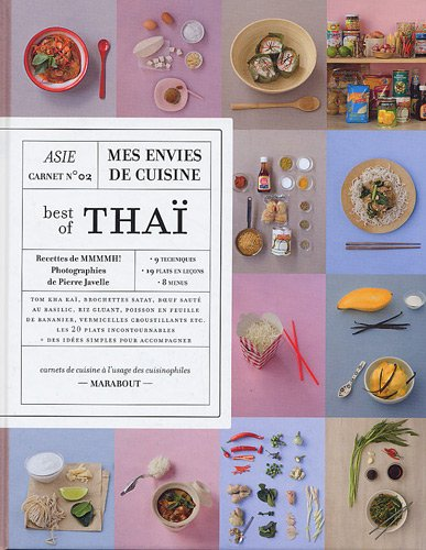 Mes envies de cuisine : Best of Tha