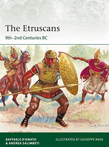The Etruscans: 9th–2nd Centuries BC (Elite) por Raffaele D'Amato