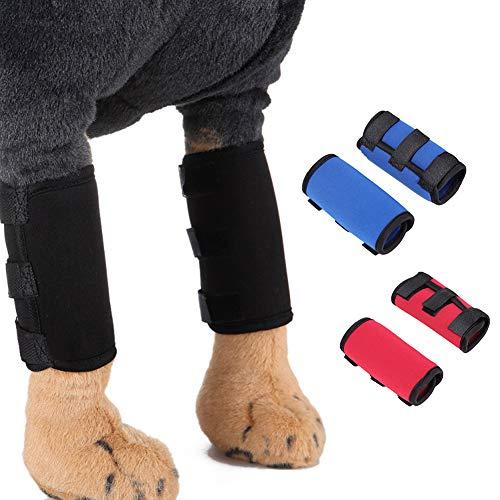 Danigrefinb Kniebandage, für Hunde, 2 Stück