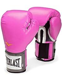 Everlast PU - Guantes de boxeo para mujer, rosa, 8 Oz