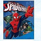 Fleecedecke Spiderman/Fleecedecke Spiderman * 120x 150*
