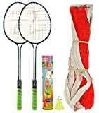 #8: Klapp Badminton Set,13-Pieces