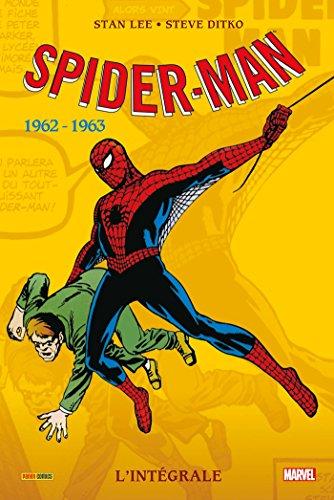 Amazing Spider-Man intgrale T01 1962-1963 NED