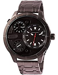 Giordano Analog Black Dial Men's Watch - C1053-22
