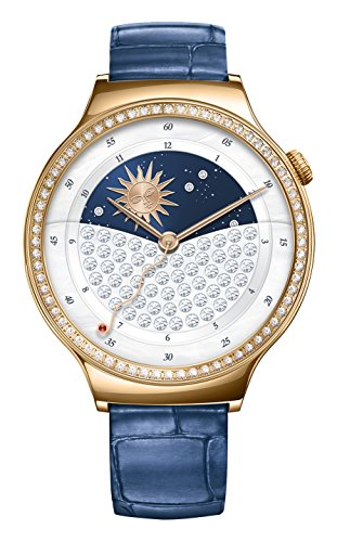 huawei-55021238-jewel-smart-wrist-watch-with-stainless-steel-leather-bracelet-rose-gold-blue