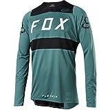 Fox Flexair Jersey, Grün/Schwarz, Größe M