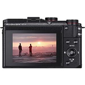 Canon-PowerShot-G3-X-Kompakte-Digitalkamera-202-Megapixel-Zoom-25x-Schwarz