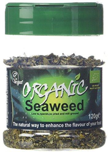 Atlantic Kelp Organic Seaweed 120 g x 1 by Atlantic Kelp