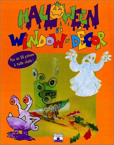 Halloween en window-décor - Fleurus Halloween