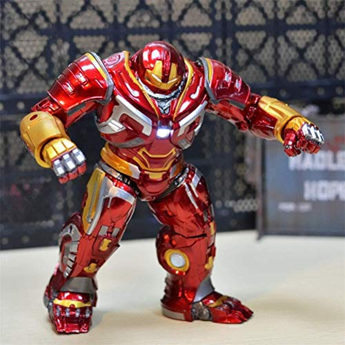 PALL UUWLH Modelo de Personaje Iron Man Marvel Avengers: Endgame Iron Spider-Man...