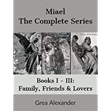 Miael: The Complete Series: A Supernatural Horror Fantasy Fable (English Edition)