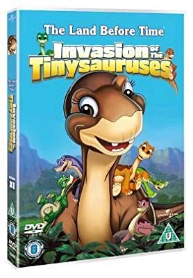 The Land Before Time 11: Invasion of The Tinysauruses [UK Import]