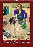 Tarot für Frauen (Wandkalender 2017 DIN A3 hoch): Das etwas andere Tarot! (Monatskalender, 14 Seiten ) (CALVENDO Glaube)
