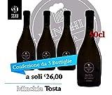 Birra Minchia Tosta 50 cl ( kit da 3 bottiglie )