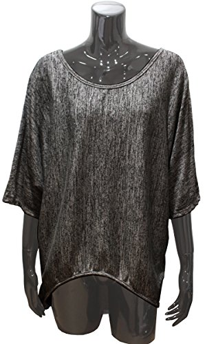 Emma & Giovanni - Top / T-shirt 1/2 Manche - Femme Noir