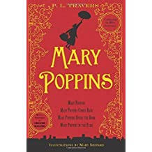 Mary Poppins: 80th Anniversary Collection by Travers, Dr. P. L. (2014) Hardcover