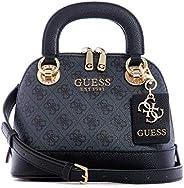 GUESS Womens Handbag, Coal - SG773705