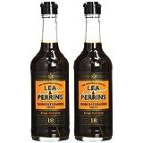 Lea & Perrins Worcestershire Sauce 290ml Doppelpack