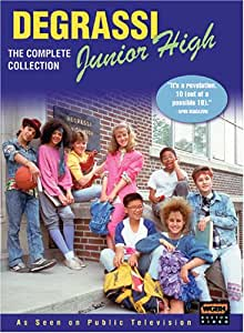 Degrassi Junior High: Complete Series [Import USA Zone 1]