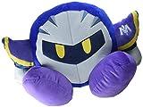 """Little Buddy Kirby of The Stars Meta Knight 13"""" Stuffed Cushion Plush Pillow"""