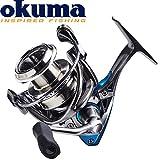 Okuma Epixor LS Spinning EPL-30 - Spinnrolle zum Zanderangeln, Zanderrolle, Stationärrolle für Barsch & Zander, Angelrolle