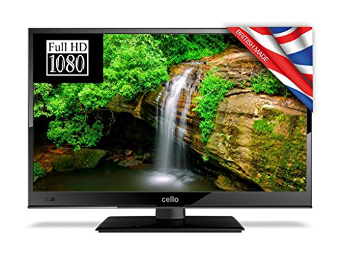 Cello C22230T2 22� Full HD LED TV with Freeview T2 HD � UK Made