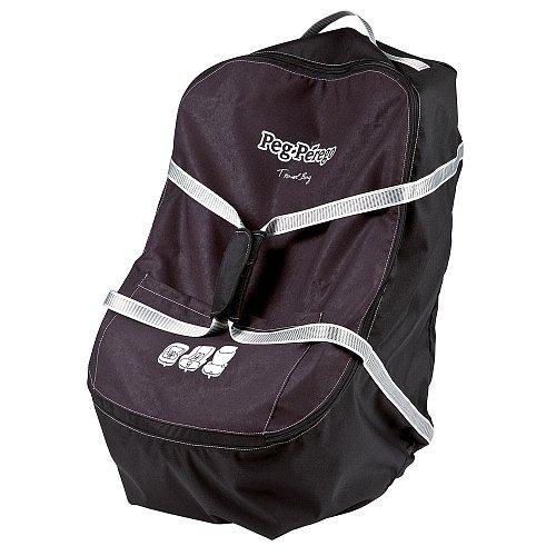 Preisvergleich Produktbild Peg Perego Y5CSTRAVEL Travel Bag für Autokindersitze, schwarz