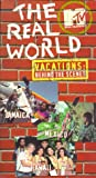 Real World Vacations: Behind the Scene [VHS] [Import USA]