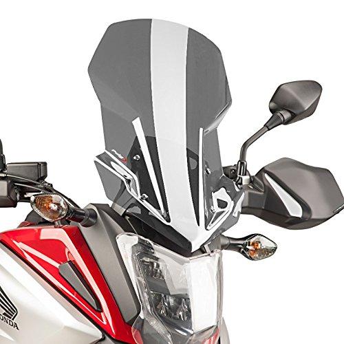 Parabrisas Touring Puig Honda NC 750X 2016Gris Claro