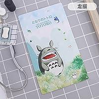 GRENSS Eingang Türmatten Lustig Cartoon Ausdruck Totoro Teppiche  Kinderzimmer Nachttisch Foot Pads Handwerk Küche Dekoration, Schwarz, ...