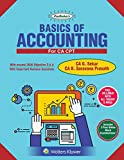 Padhuka's Basics of Accounting: For CA CPT