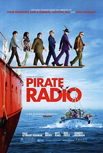 Pirate Radio Movie Poster (27,94 x 43,18 cm)