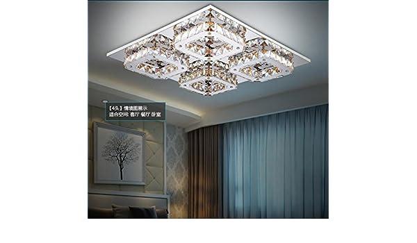 Plafoniere Per Auto : Angelo lockers plafoniere led crystal lampada