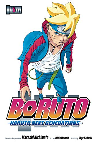 Boruto: Naruto Next Generations, Vol. 5 (English Edition)