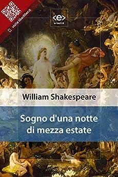 Sogno di una notte di mezza estate di [Shakespeare, William]