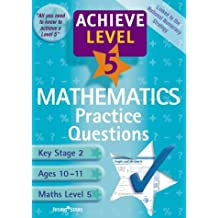 Achieve Level 5 Maths Practice Questions (Achieve S.)