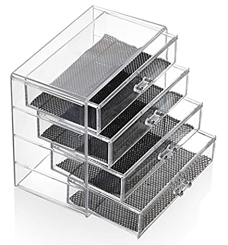Feibrand Clear 4 Beauty Drawer