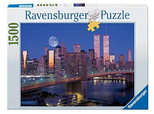 Ravensburger 16306 - Skyline von Manhattan - 1500 Teile Puzzle