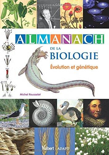 Almanach de la biologie
