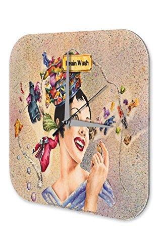 orologio-parete-divertimento-decorativo-lavaggio-del-cervello-della-donna-pensieri-testa-clothesline