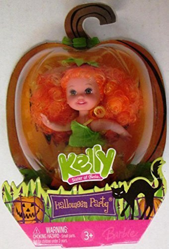 2006 Target Exclusive Kelly Halloween Party Doll by Barbie by Barbie (Kelly Barbie Halloween Und)