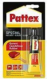 Pattex Kleber starke Spezialität Gummi Tube, Transparent, 1472003