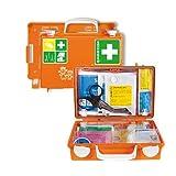 Söhngen Erste Hilfe Koffer Kindergarten mit Füllung und Wandhalterung