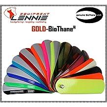 Oro de biothane® metro/oro estándar, aprox. 2,5mm de grosor (Reflex, camuflaje)/Varios Amplio/12colores