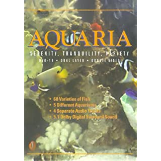 Aquaria [UK Import]