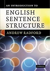 An Introduction to English Sentence Structure by Andrew Radford (2009-03-02)