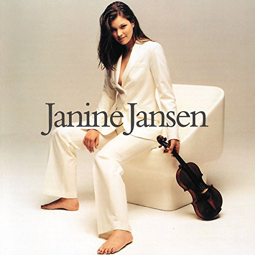Janine Jansen - Pièces pour violon de Tchaïkovski, Saint-Saëns, Chostakovitch, Ravel...