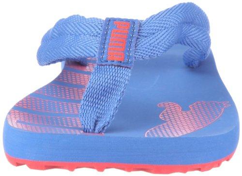 Puma Epic Flip Wn's, Infradito donna Blu (Blau (palace blue-hot coral 07))