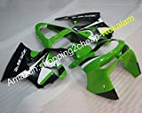 Hot Sales, ZX-6R 98-99 ZX 6R ABS Verkleidungs-Set für Kawasaki Ninja ZX6R 1998-1999 Mehrfarbige Motorradverkleidungen